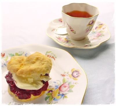 English-cream-tea