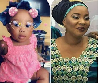 Moji Olaiya's Daughter Is A Year Older Today