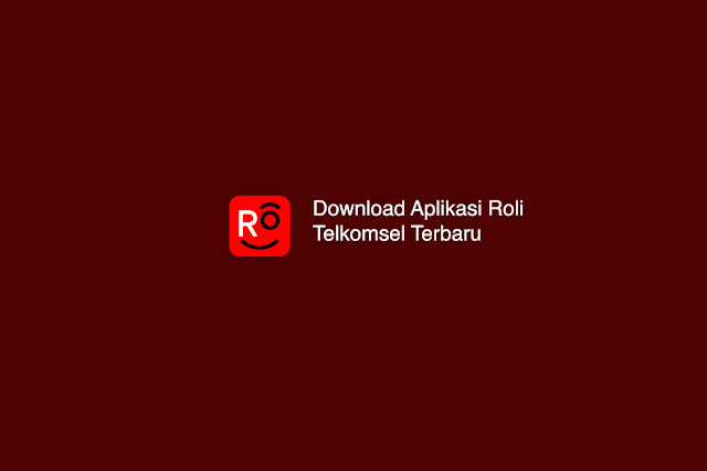 Download Aplikasi Roli Telkomsel