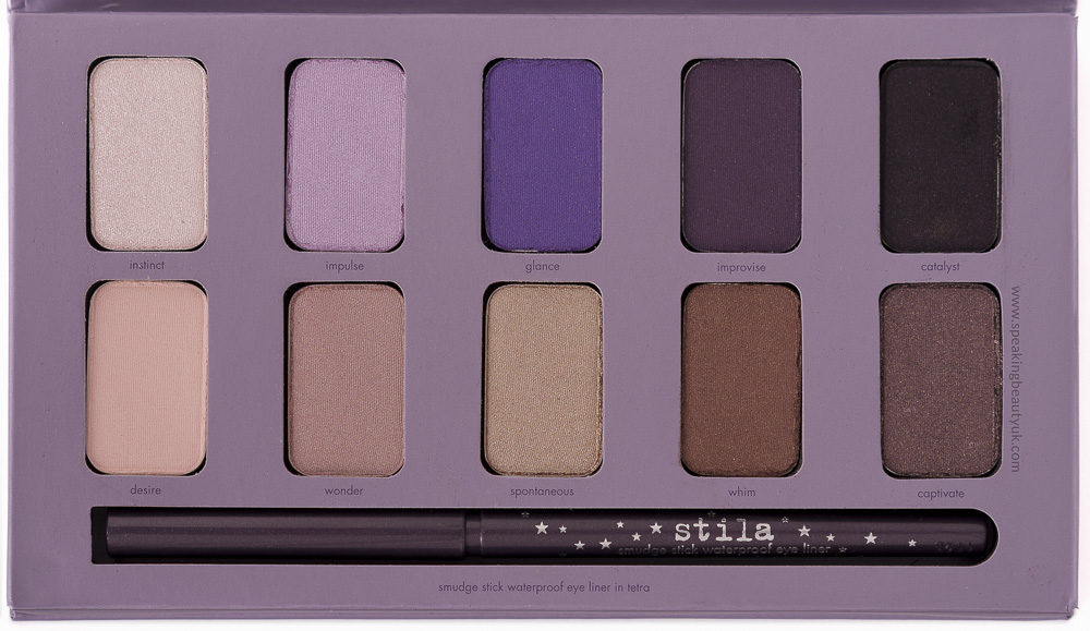 Stila In The Moment Eyeshadow Palette