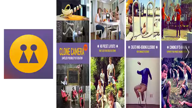 تحميل تطبيق اندرويد Clone Camera تعديل الصور