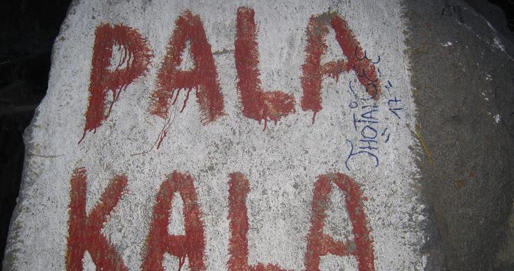 VAMOS A PALA KALA!!!
