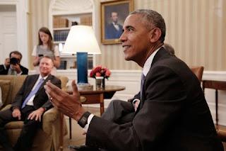 Obama wants CIA Trump election probe