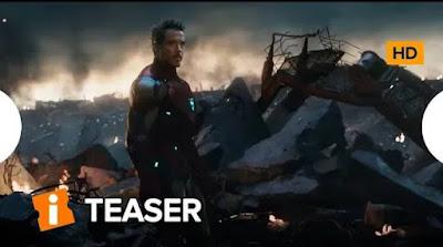 Novo trailer de 'Vingadores: Ultimato' revela Thanos em sua armadura