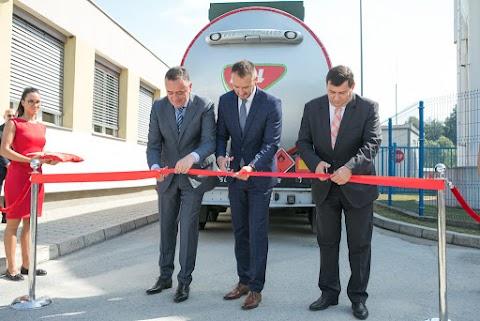 Megnyitott a Mol első szerbiai üzemanyag-terminálját