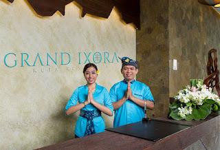 Vacancy at Grand Ixora Kuta Resort