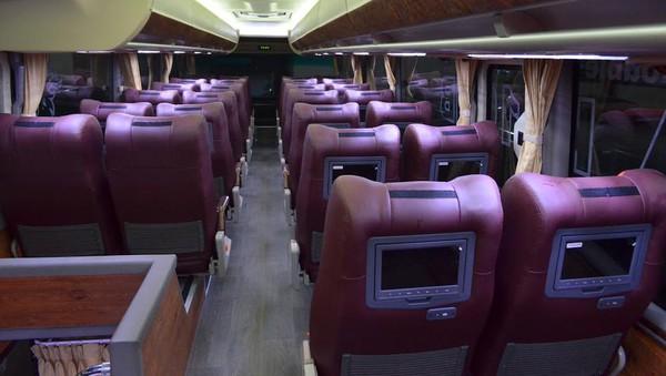 Harga Tiket dan Tampilan Bus Tingkat Antar Kota Pertama di Jawa