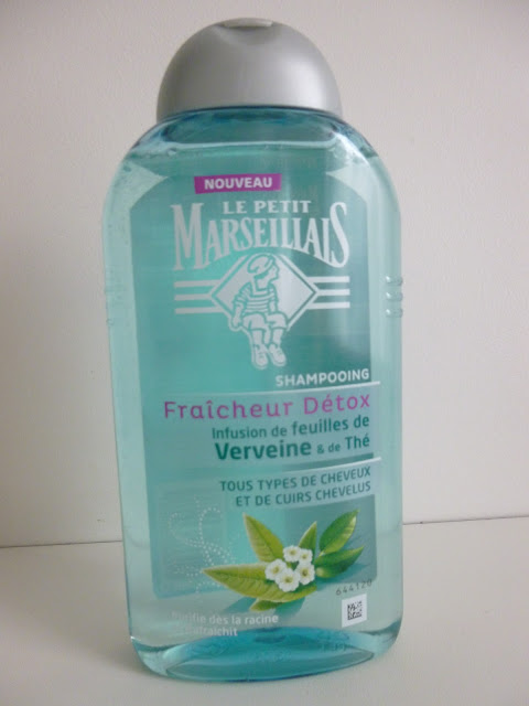 shampooing le petit marseillais fraicheur détox avis