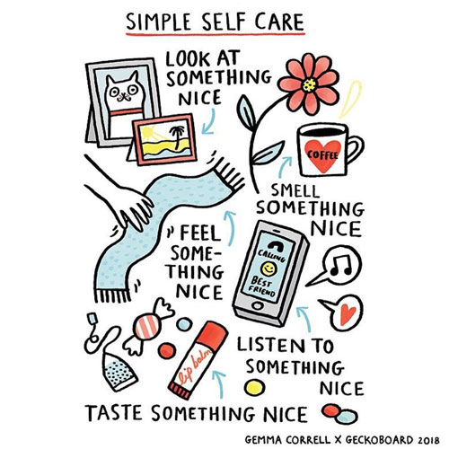 23 Self Care Quotes to Take Care of Yourself and Your Body. Positive Vibes via thenaturalside.com | simple self care | #selfcare #wellness #selflove #quotes