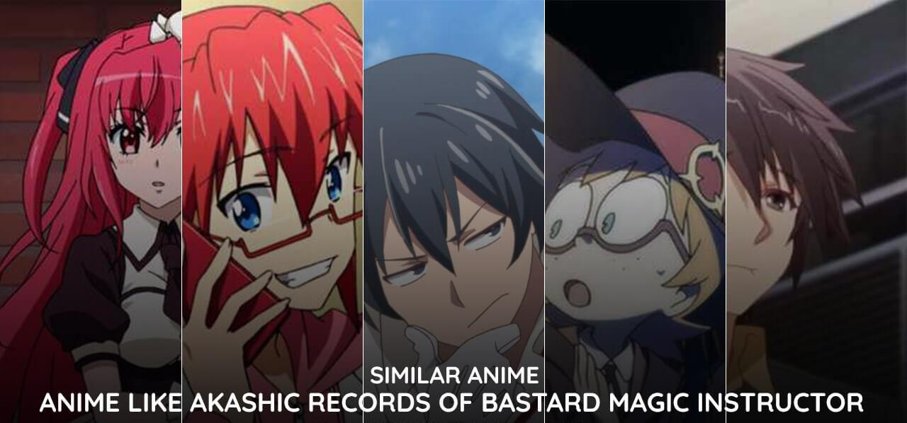 7 Anime Mirip Rokudenashi Majutsu Koushi to Akashic Records