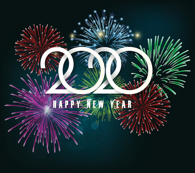 Happy New Year 2020 Images, Wallpapers 13