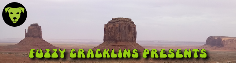 Fuzzy Cracklins album reviews stoner desert psych metal doom music