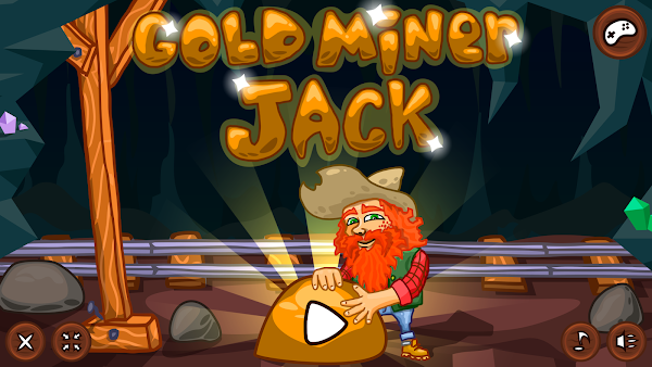 Gold Miner Jack - HTML5 Game 20 Levels + Mobile Version! (Construct 3   Construct 2   Capx) Free