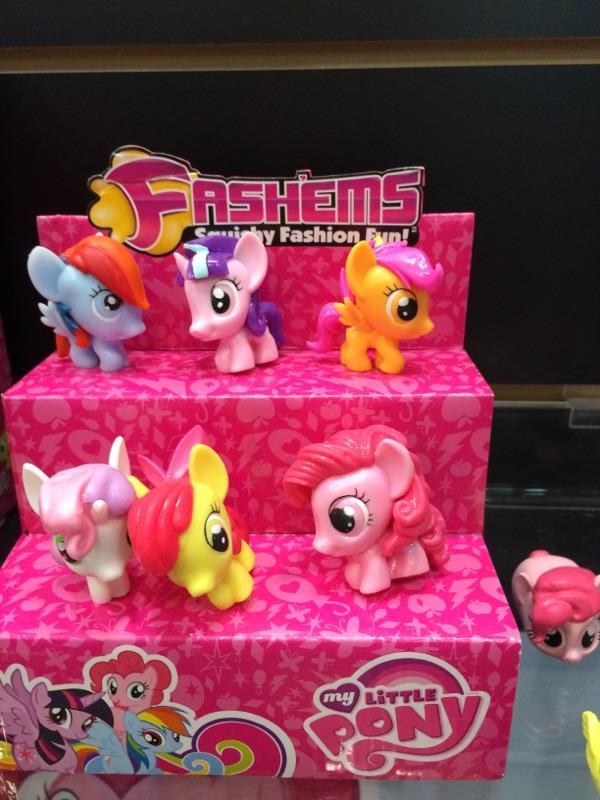 Squishy Muffinz Wave Dash : Tech 4 Kids Shows 2016 Fashems, Squishy Pops & More MLP Merch