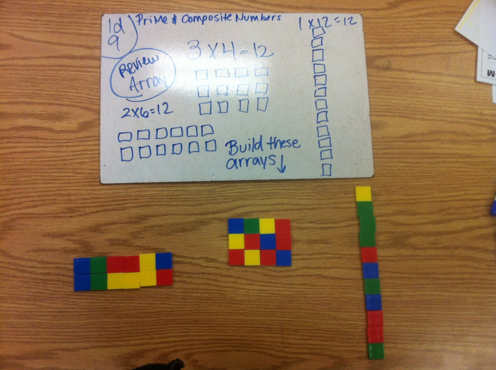 Blank Multiplication Grid Car Pictures