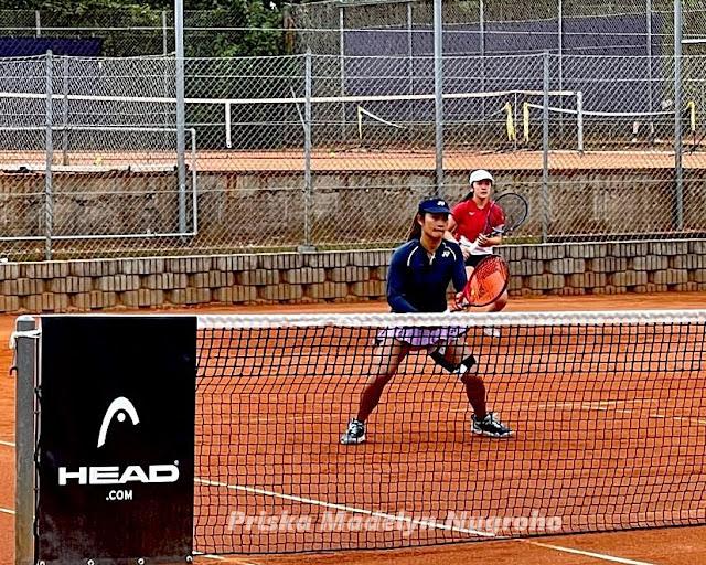 Melaju ke Perempatfinal WTA 125 Concord, Ini Kata Jessy Rompies
