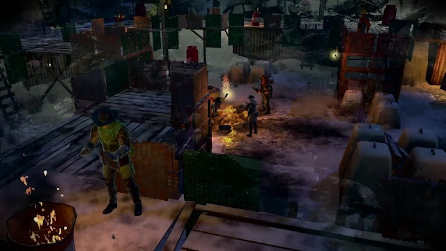 WASTELAND 3 OVERVIEW