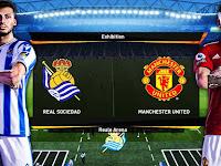 Prediksi Real Sociedad vs Manchester United 19 Februari 2021