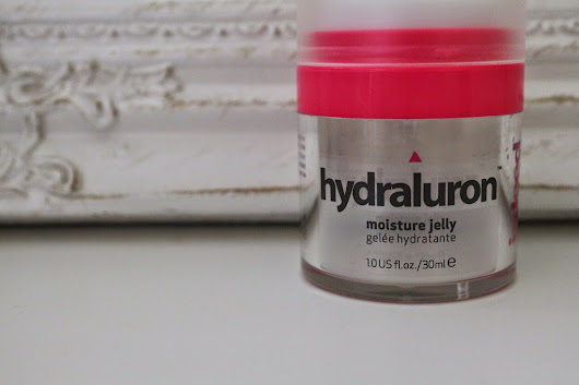 Sunday Skincare - Hydraluron Moisture Jelly | Not another beauty blog