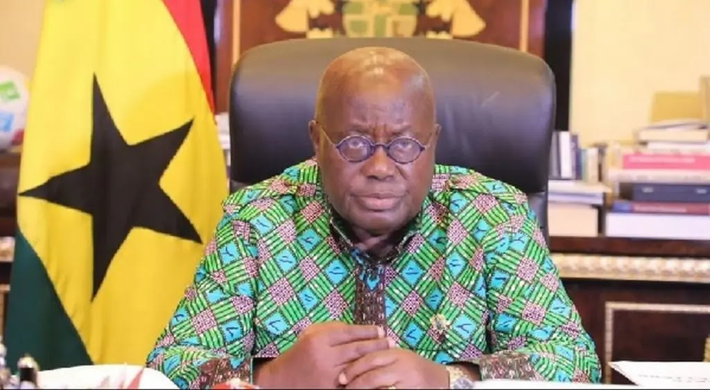COVID-19: Ghana President, Akufo-Addo goes into isolation as close contact tests positive #Arewapublisize