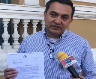 Núñez denuncia que el TSE contrató antenas satelitales exclusivas para garantizar la TREP