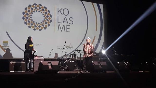 Kolasme 2019, Eksibisi Kolaborasi Sub-sektor Ekonomi Kreatif Kota Bandung