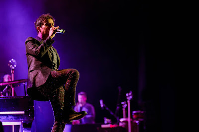 Gig Review: Jamie Cullum and support Tawiah - York Barbican (UK Tour) ✭✭✭✭✭