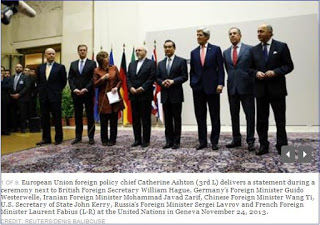 Η συμφωνία με το Ιράν για τον περιορισμό του πυρηνικού προγράμματος