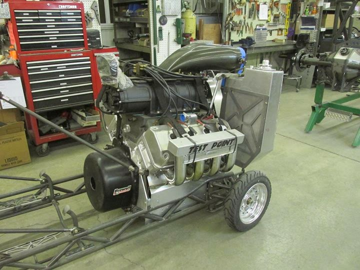 Tractor Pulling News Pullingworld Com Advance Chassis