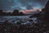 Dark Sea - Photo by Thom Holmes on Unsplash