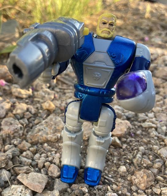1993 Armor Tech Rock and Roll, Star Brigade, Flak Viper