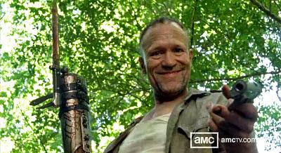 Michael Rooker, Merle Dixon in The Walking Dead