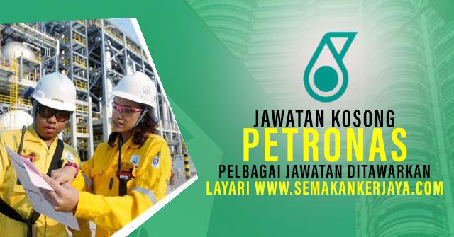 Jawatan Kosong Petronas 2021