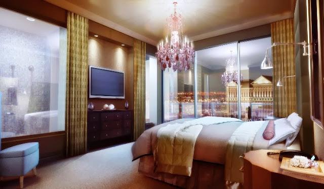 Hotel Cosmopolitan Las Vegas Quarto