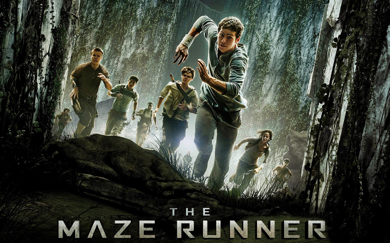 Bioskop Center - beta version: The Maze Runner (2014) BluRay 720p 850 MB