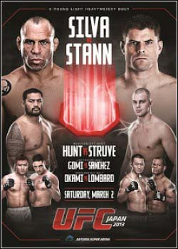 UFC on Fuel TV 8 Silva vs. Stann