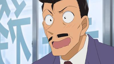 Detective Conan Episode 985