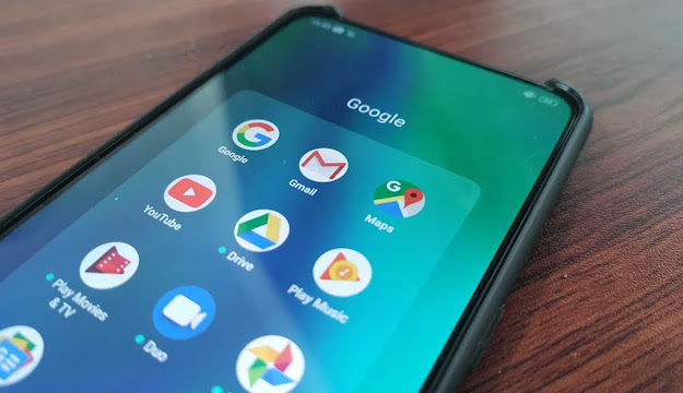 Google Apps in Android Smartphones