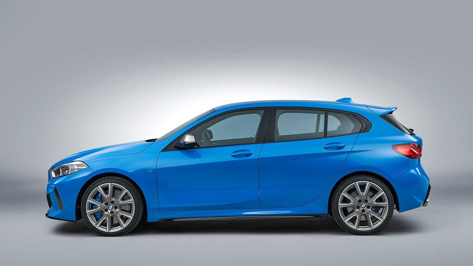 Bmw Unveils The All New Third Generation 1 Series