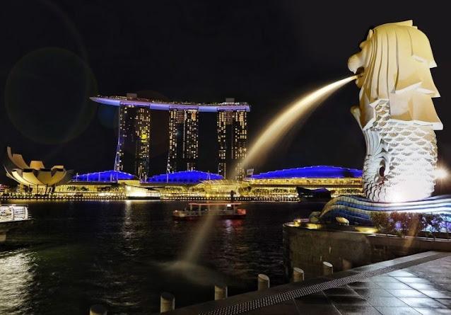 8 Destinasi Wisata di Singapura Paling Populer
