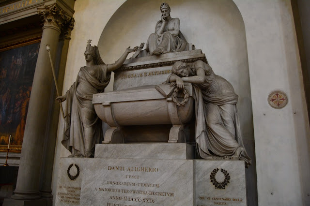 Cénotaphe de Dante