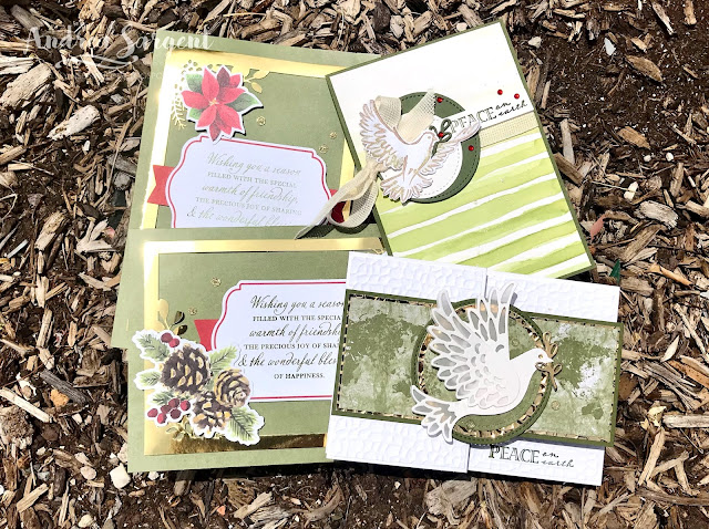 Andrea Sargent, Valley Inspirations, Independent Stampin' Up! Demonstrator, Valley Inspirations, Adelaide foothills, South Australia