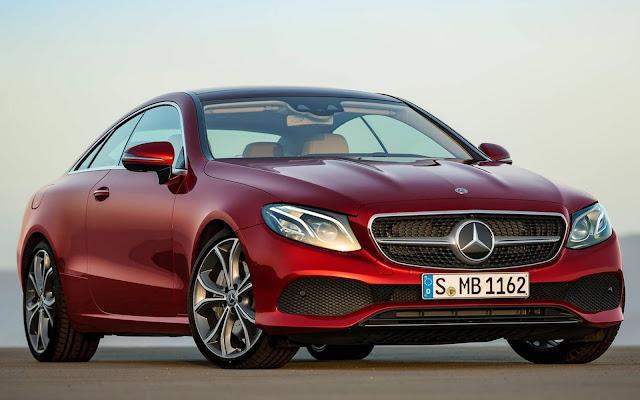 Novo Mercedes-Benz Classe E 2017