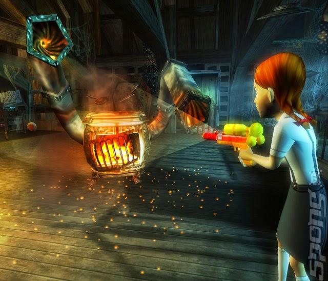 Monster House PS2 free download full version ~ Mega