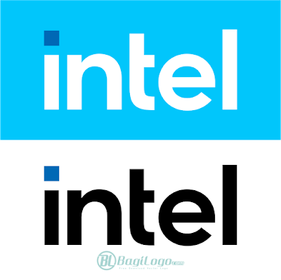 Intel 2020 Logo Vector