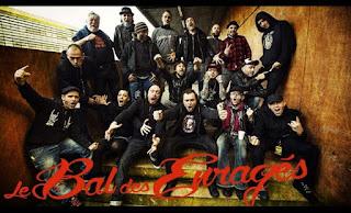 Photo des membres de Le Bal des Enragés