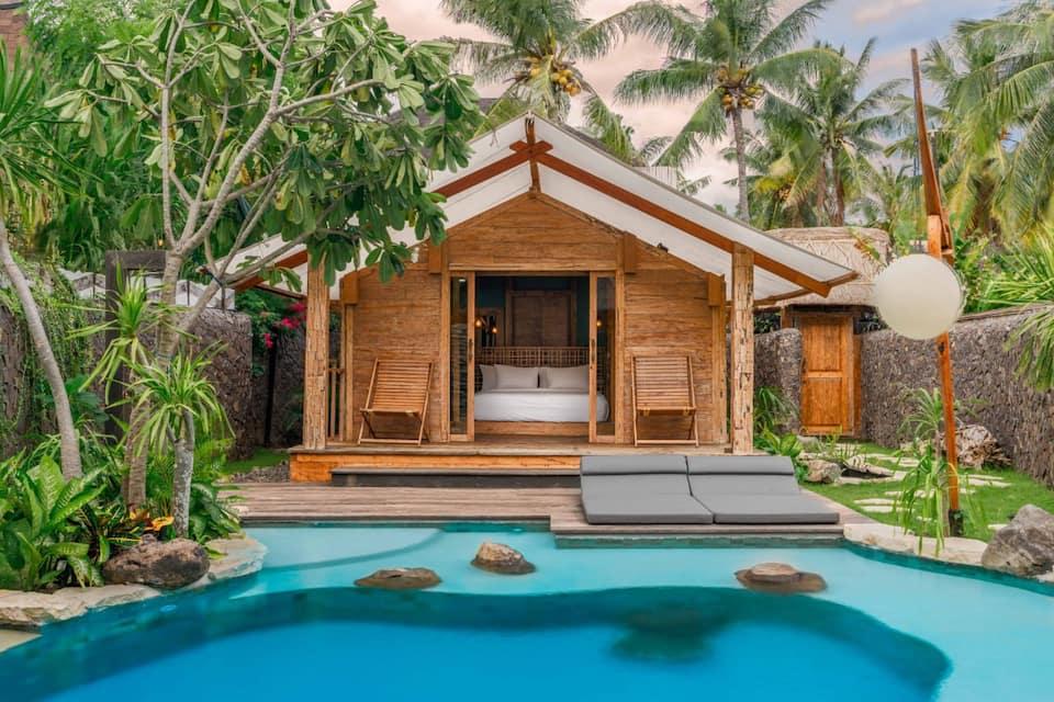 rekomendasi villa di gili trawangan lombok