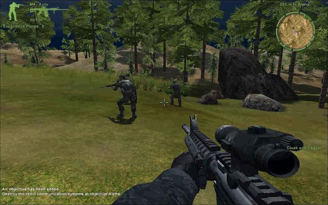 Game PC Mirip PUBG Offline Download Gratis