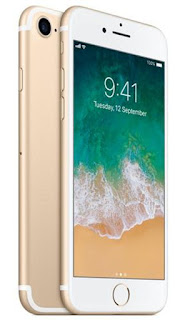 Hp iPhone Apple 7 128GB - Gold