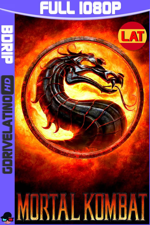 Mortal Kombat (1995) BDRip 1080p Latino-Ingles MKV